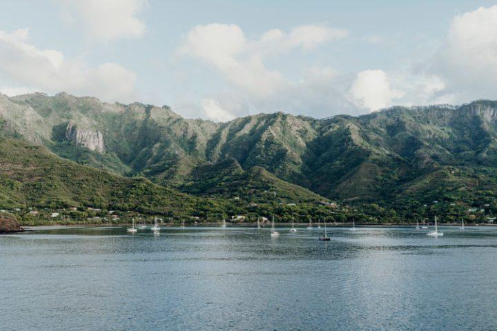 Bucht von Taiohae Nuku Hiva