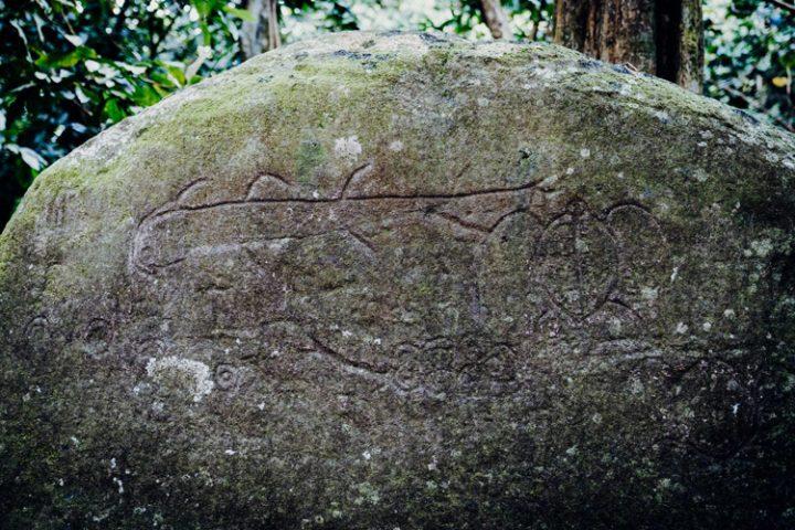 Tohua Kamuihei, Nuku Hiva, Marquesas Inseln