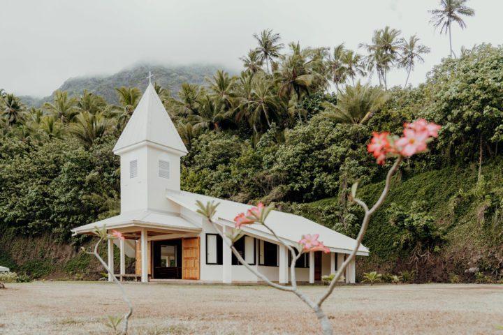 Kirche Puamau Hiva Oa