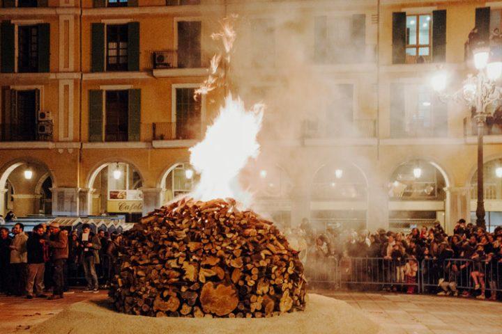 Fiesta de San Sebastián Palma