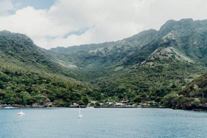 Tahuata Marquesas-Inseln