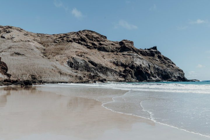 Anahoa Beach, Ua Pou, Marquesas Inseln