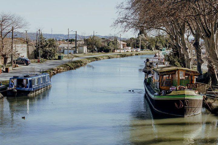 Der Canal du Midi – Langsam reisen auf dem Hausboot im Languedoc-Roussillon