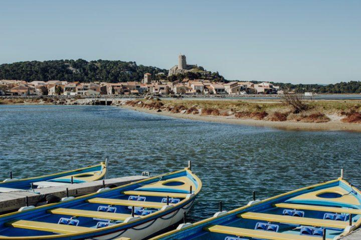 Gruissan – Genieße das Strandleben im Languedoc-Roussillon