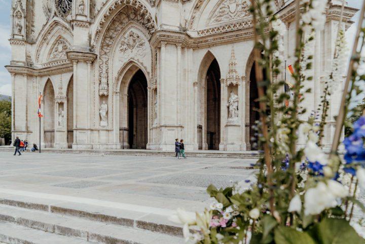 Die Kathedrale Sainte-Croix
