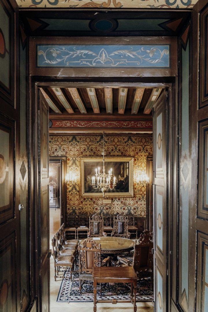 Das Hôtel Groslot d'Orléans