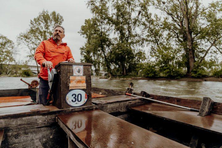 Orléans auf dem Wasser erkunden