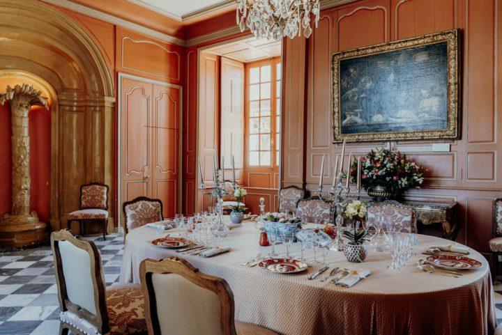 Das Schloss Villandry Loiretal