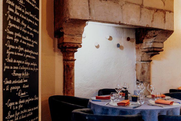 Das Restaurant L'Embellie Tours