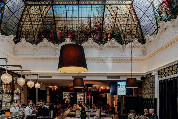 Die Brasserie l'Univers Tours