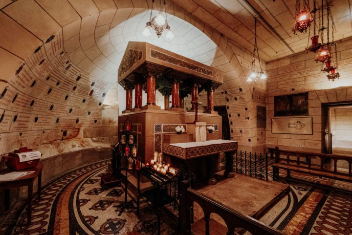 Die Basilika Saint-Martin Tours