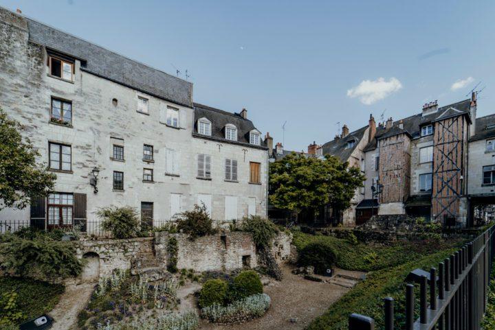 """Das Altstadtviertel """"Vieux Tours"""""""