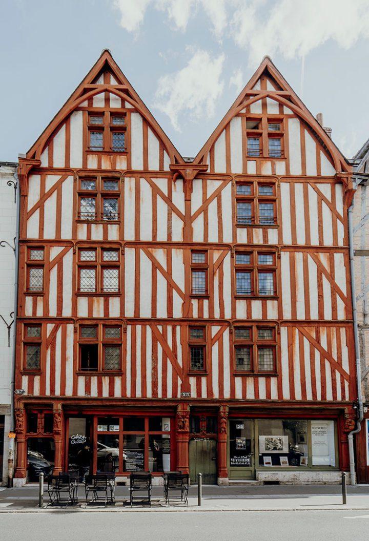 Das Restaurant Chez Gaster Tours