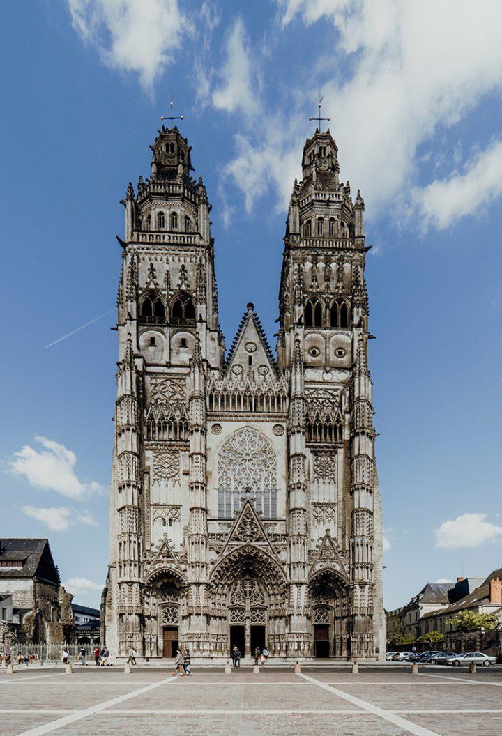 Die Kathedrale Saint-Gatien Tours