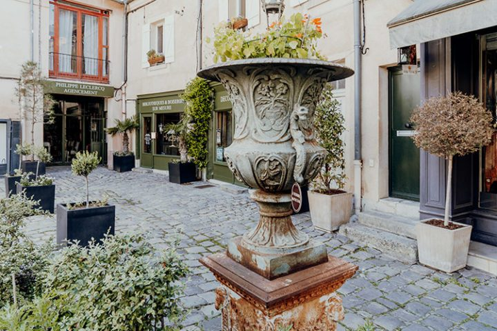 Quartier des Antiquaires Versailles