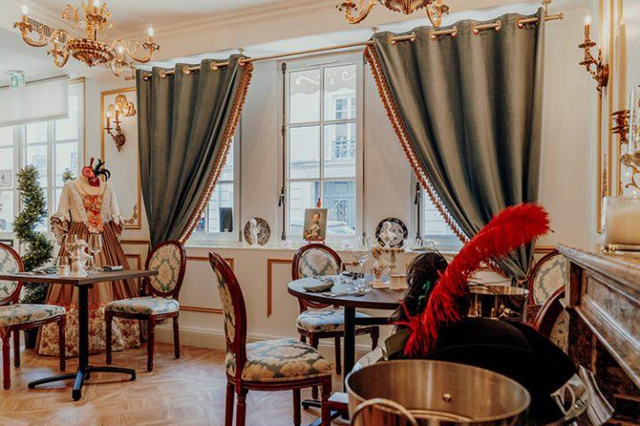 ReminiSens Restaurant Théâtre Versailles