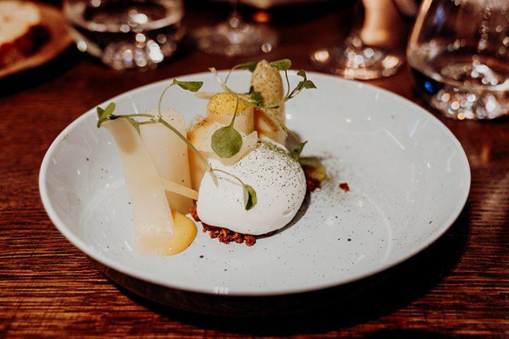 Das Restaurant Le Bistrot du 11 Versailles