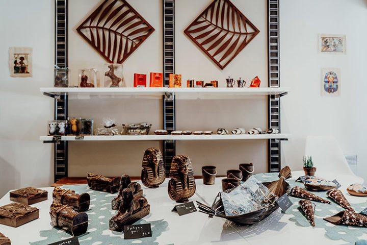 Art et chocolat Versailles