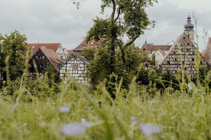 """Der Ausblick von der St. Veits Bastion – Die """"rote Mauer"""""""