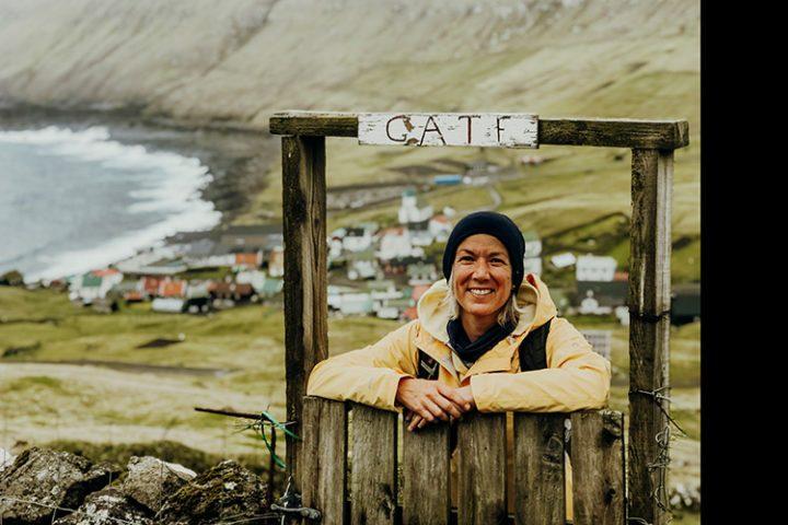 Wandern auf den Färöer Inseln – Wanderung zu den Vogelklippen in Gjógv