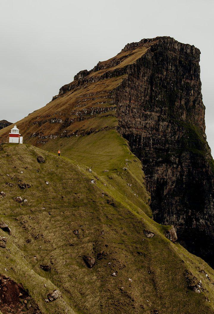 Wandern auf den Färöer Inseln – von Trøllanes zum Leuchtturm Kallur