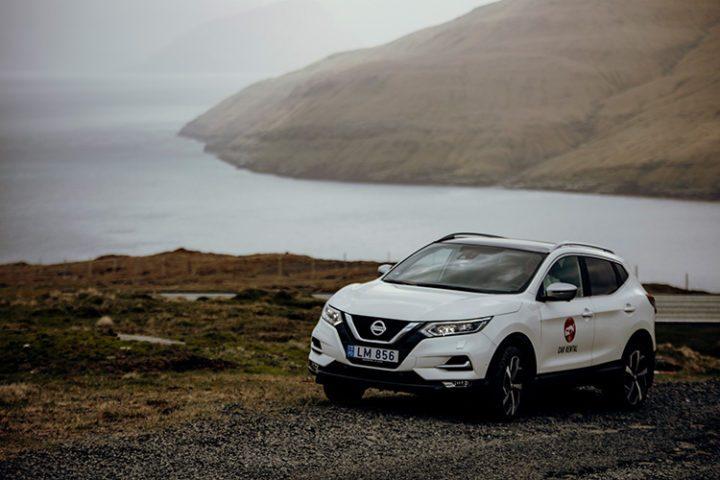 Mietwagen auf den Färöer Inseln