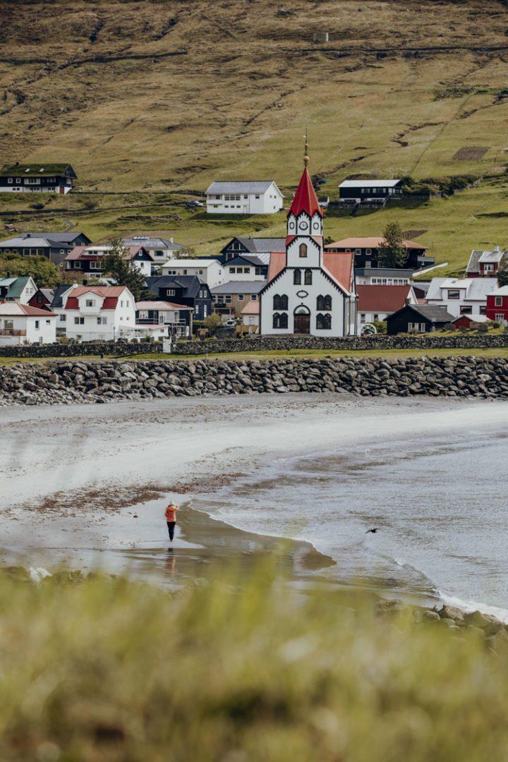 Die schönsten Orte auf den Färöer Inseln – Sandavágur