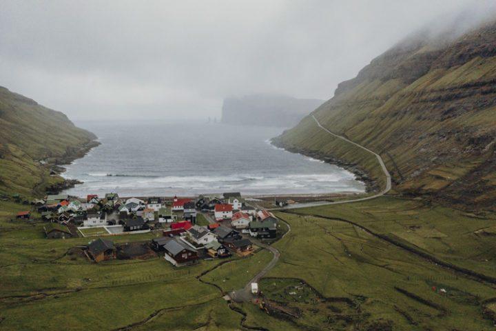 Die schönsten Orte auf den Färöer Inseln – Tjørnuvík