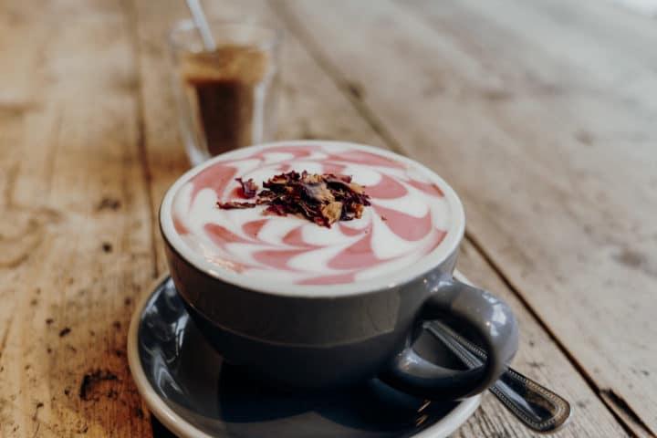 Shoppingtour und Kaffeepäuschen im AIDA in Shoreditch
