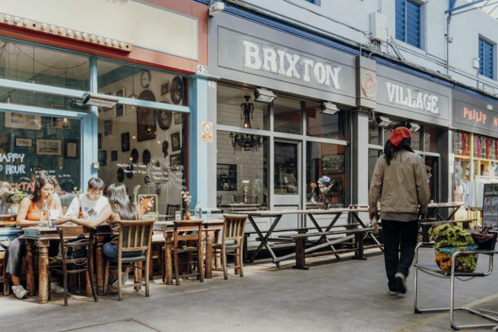 Genieße das karibische Flair im Brixton Village London