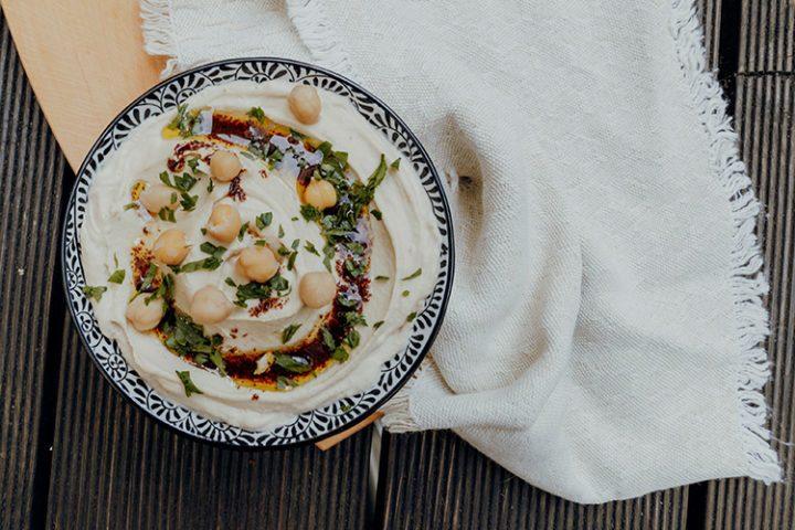 Hummus - Originalrezept aus Israel