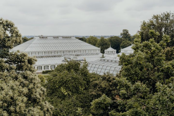 Die Kew Gardens London