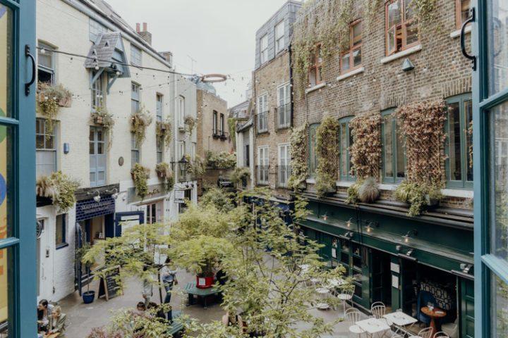 Neil's Yard London