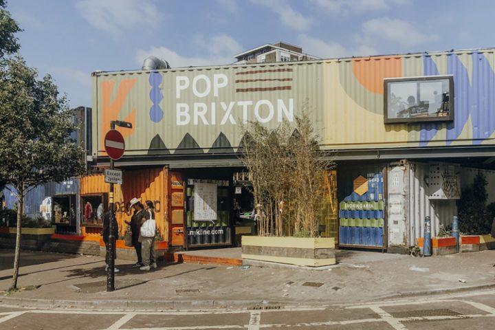Genieße einen lauen Sommerabend im POP Brixton