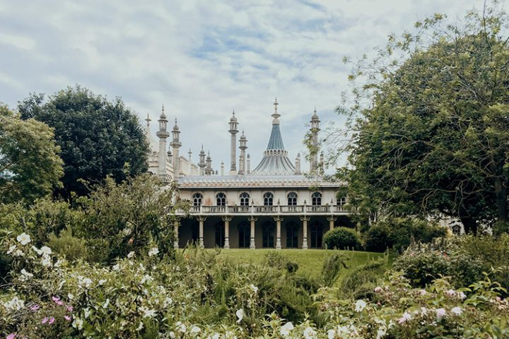 The Royal Pavillion