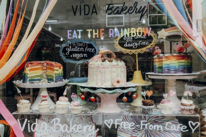 Eat the Rainbow in der Vida Bakery