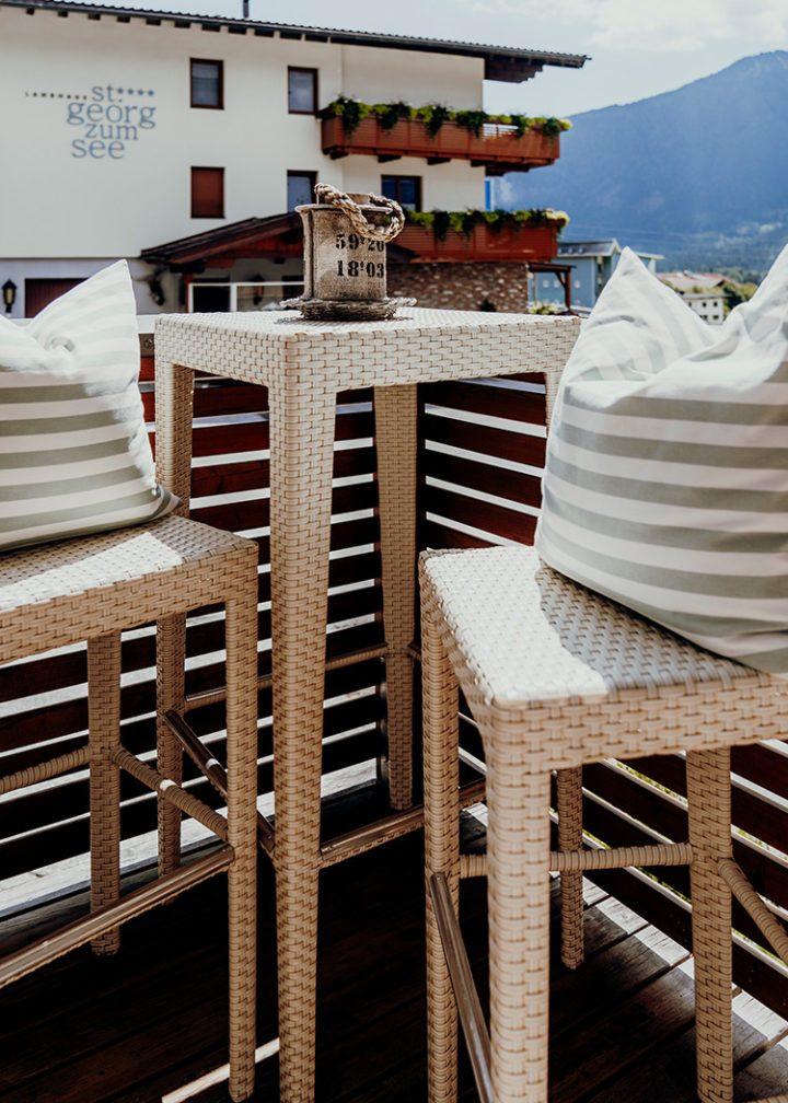 Übernachten am Achensee – Das Hotel St. Georg zum See in Maurach