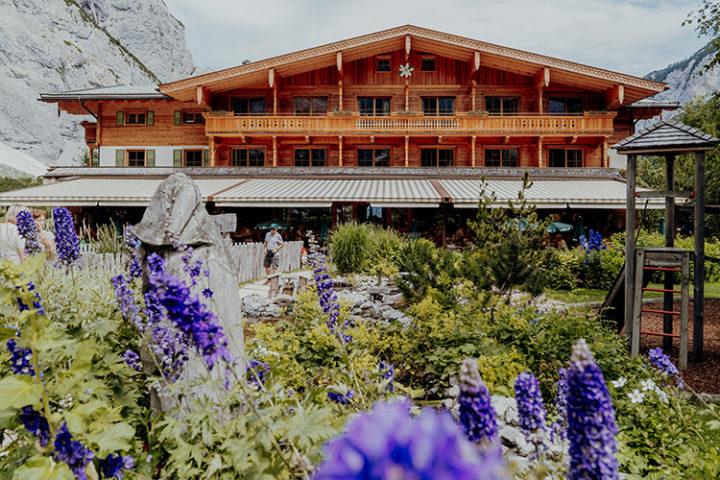 Radfahren am Achensee – E-Bike Tour durch den Naturpark Karwendel