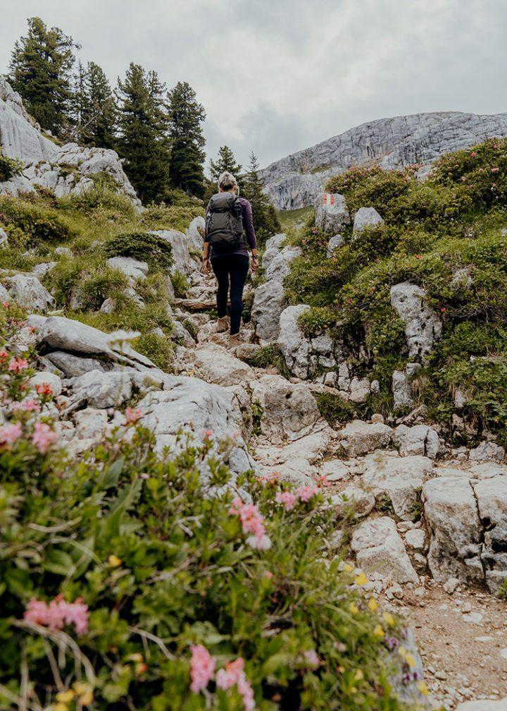 Gipfelstürmer-Wanderung am Rofan