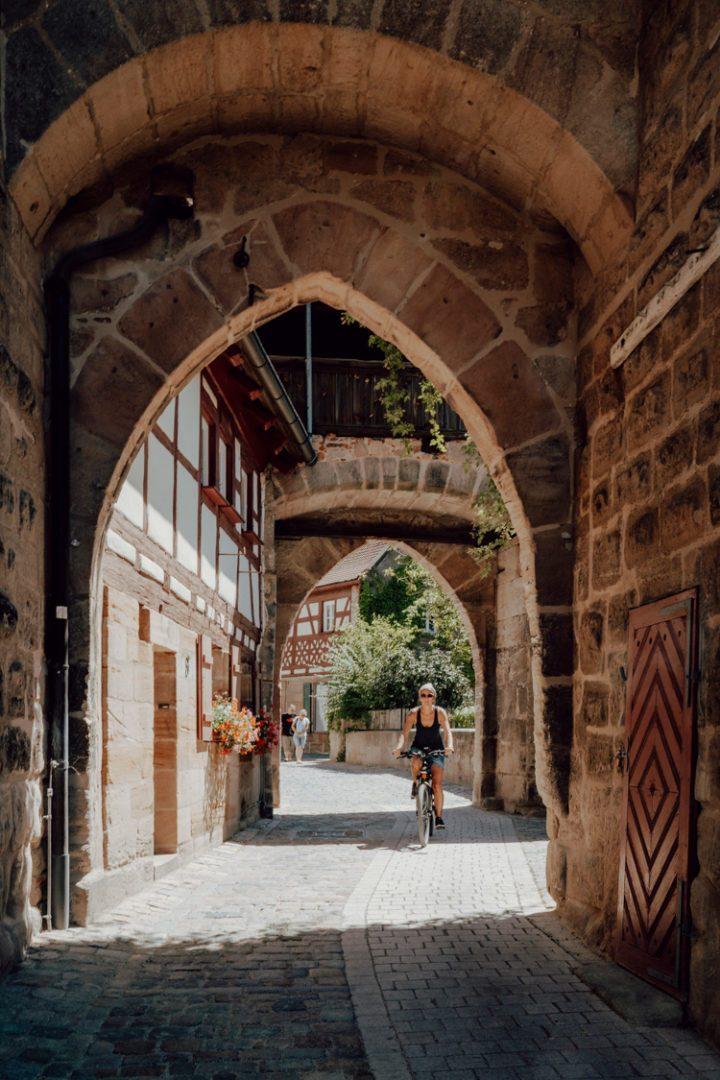 Die schönsten Radtouren rund um Nürnberg – Aktivurlaub in Mittelfranken