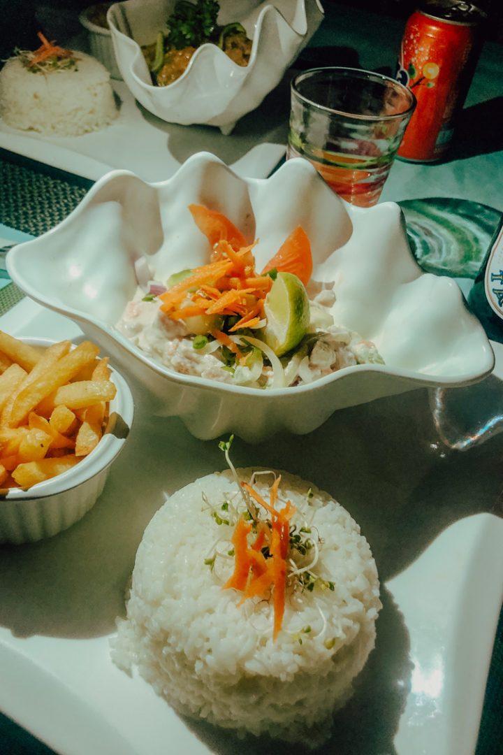 Snack Chez Lili Rangiroa Tuamotu Atoll