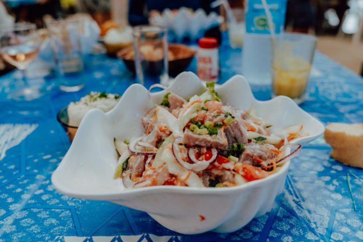 Snack Mahana Moorea Französisch Polynesien