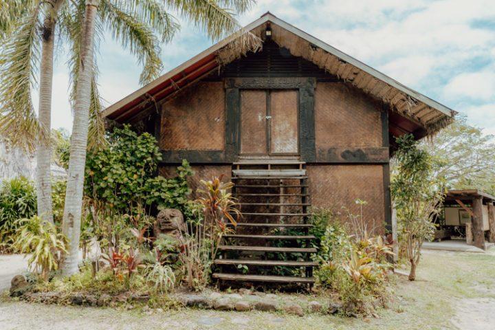 Tiki Village Moorea Französisch Polynesien
