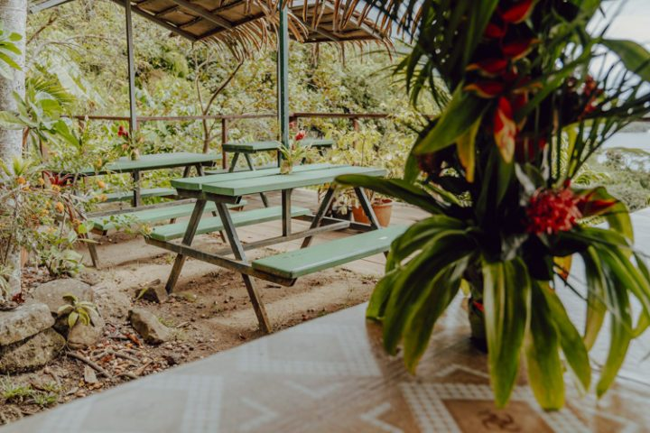 Tropical Garden Vaihere Moorea