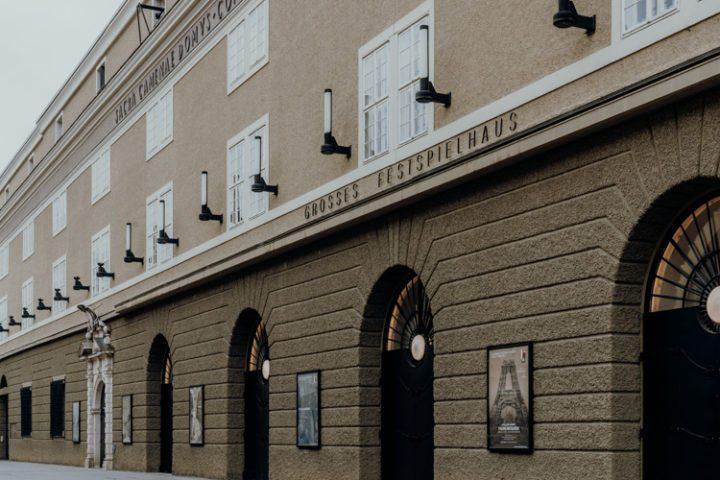 das Große Festspielhaus Salzburg