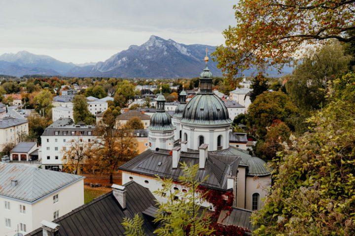 Festungsgasse Salzburg