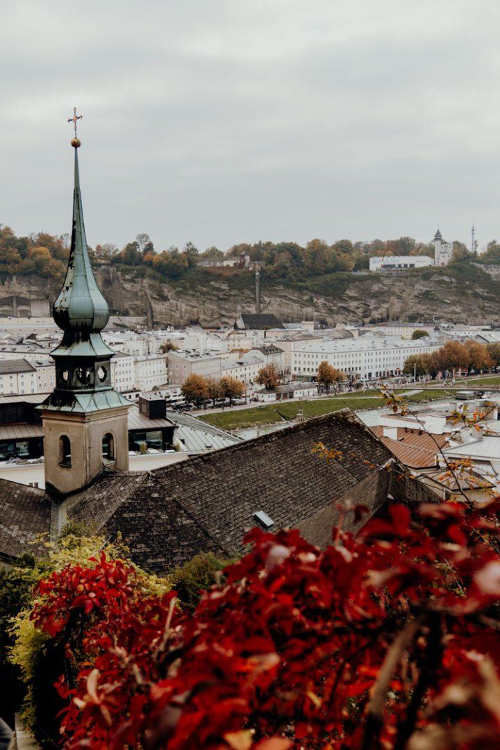 Kapuzinerberg Salzburg