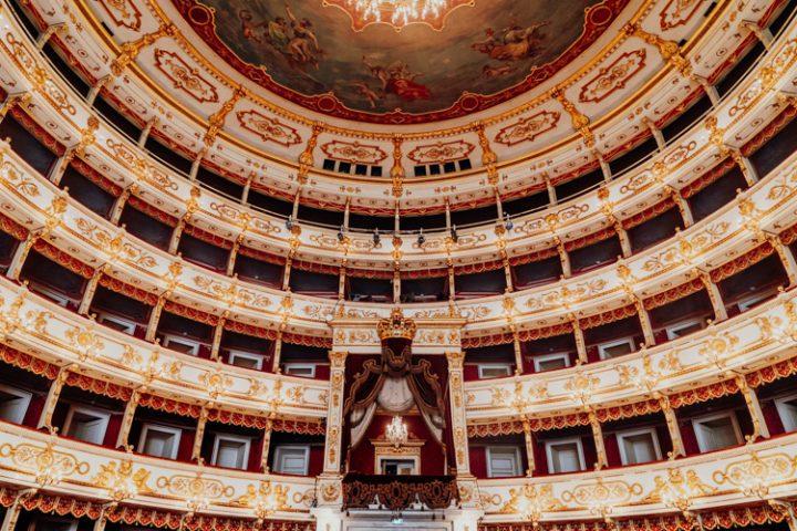 Das Teatro Regio Parma