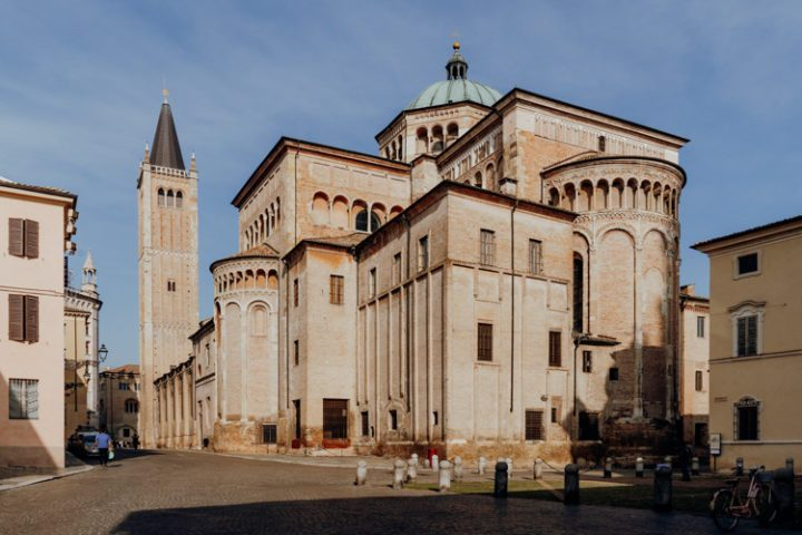 Cattedrale Santa Maria Asunta - Dom Parma