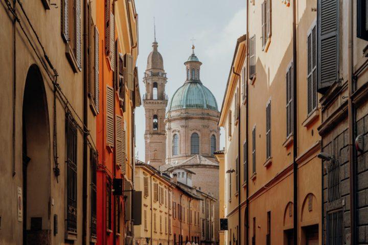 Reggio Emilia, Emilia Romagna – Italien